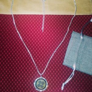 Custom made Necklace with Lockit pendant